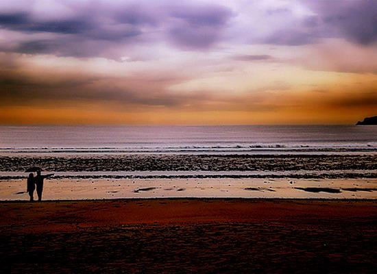 La Playa(안개 낀 밤의 데이트) / Claude Ciari