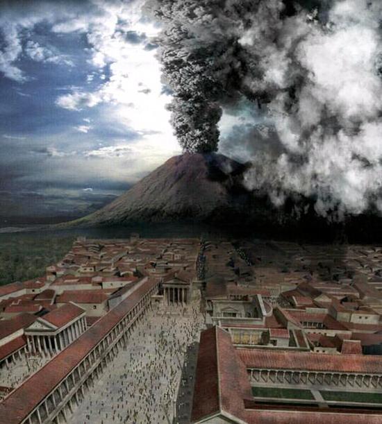 Vesuvius / David Lanz