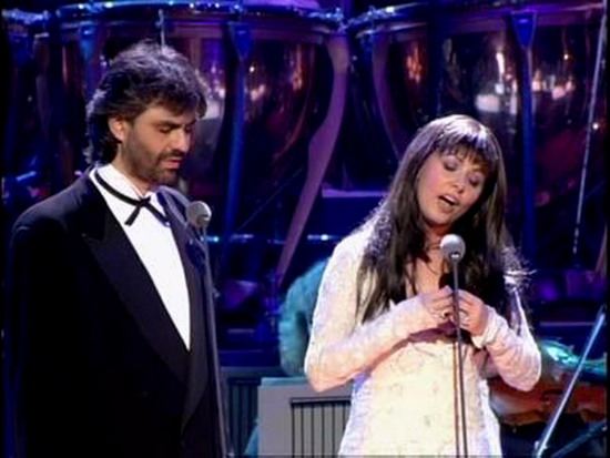 Time To Say Goodbye /Andrea Bocelli & Sarah Brightman