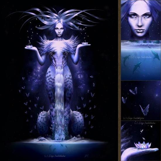 Gaia Dreaming Herself Awake / Deuter