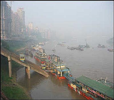 중국에서 10가지 최고의 도시