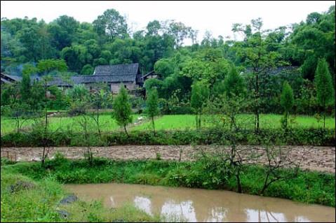 중국의 10군데 가장 아름다운 마을